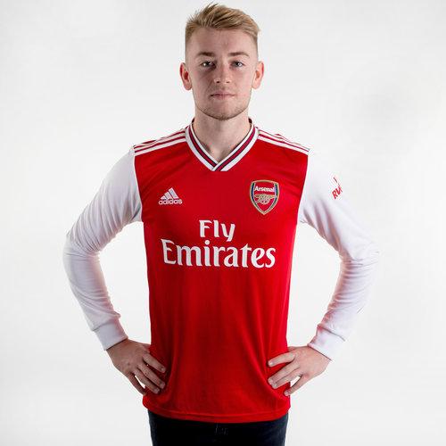 Arsenal 19/20 Home L/S Replica Football Shirt