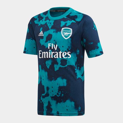 Arsenal 19/20 Kids Home Pre Match S/S Training Shirt