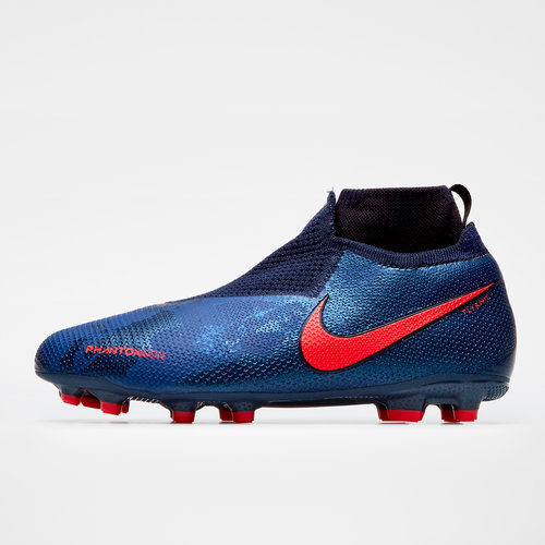 02d2d94df Nike Phantom Vision Kids Elite D-Fit MG FG Football Boots