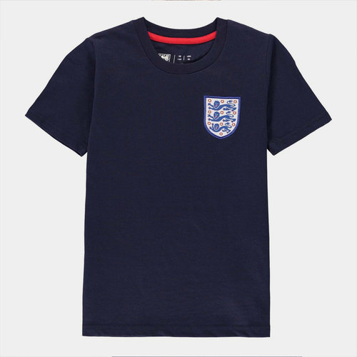 England Small Crest T Shirt Infants