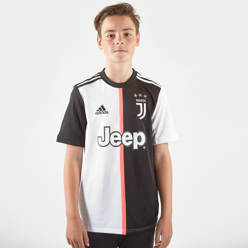Juventus Home Shirt 2019 2020 Junior