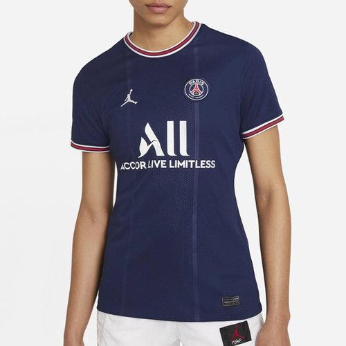 Paris Saint Germain x Jordan Home Shirt 2021 2022 Ladies