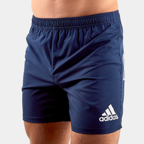 3 Stripes Rugby Shorts