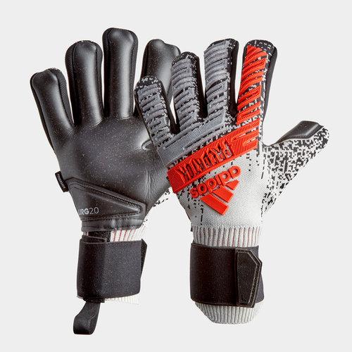Predator Pro Finger Save Goalkeeper Gloves Mens