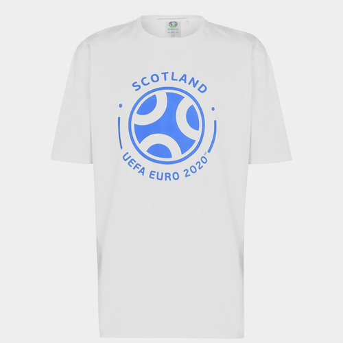 Euro 2020 Scotland Graphic Tee