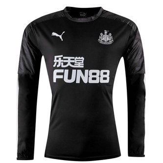 Newcastle United 19/20 Players Rain Training Top