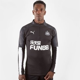 Newcastle United 19/20 Players Fleece Training Top