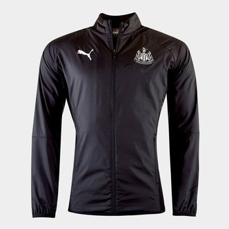 Newcastle United 19/20 Kids Woven Football Jacket