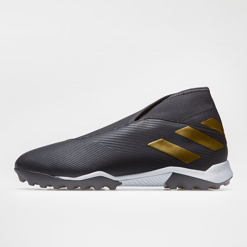 Nemeziz 19.3 Laceless Mens Astro Turf Trainers