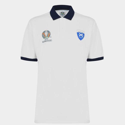 Euro 2020 Scotland Polo Mens