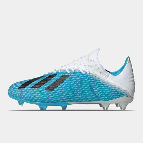 X 19.2 Mens FG Football Boots