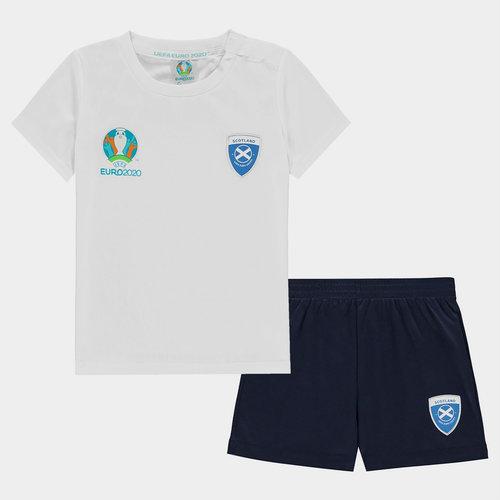 Euro 2020 Scotland Baby Kit