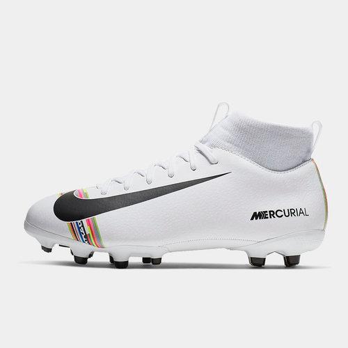 newest d6b88 3bad7 Nike Mercurial Superfly VI Kids Academy GS FG MG Football Boots