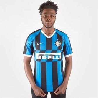 Inter Milan Short Sleeve T Shirt Mens