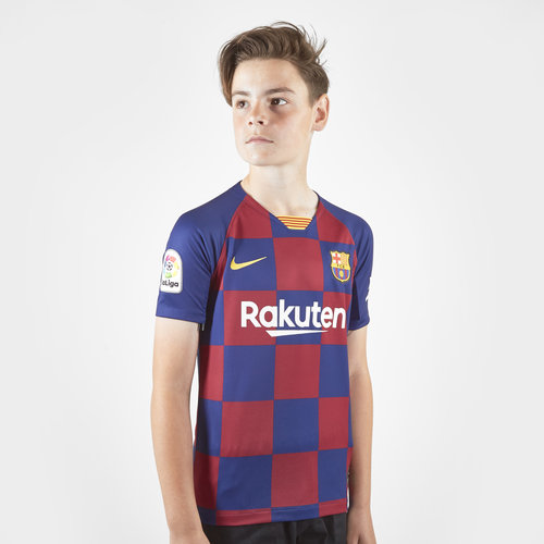 FC Barcelona Replica Shirt Boys
