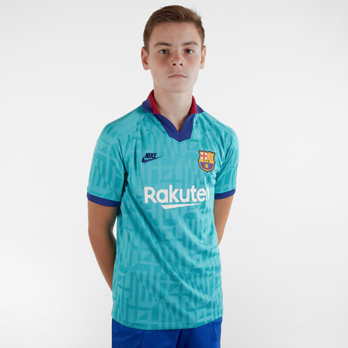 FC Barcelona 19/20 3rd Replica Kids Football Shirt