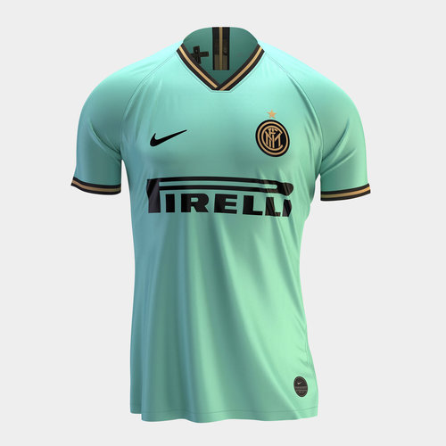 Inter Milan 19/20 Away S/S Replica Football Shirt