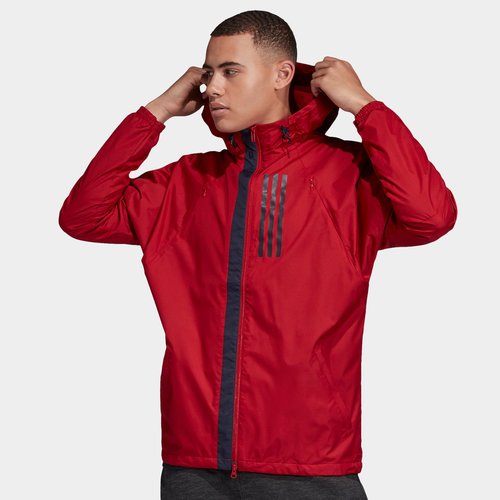 WND Full Zip Hooded Jacket