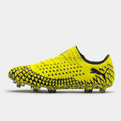 Future 4.1 Netfit Low FG/AG Football Boots