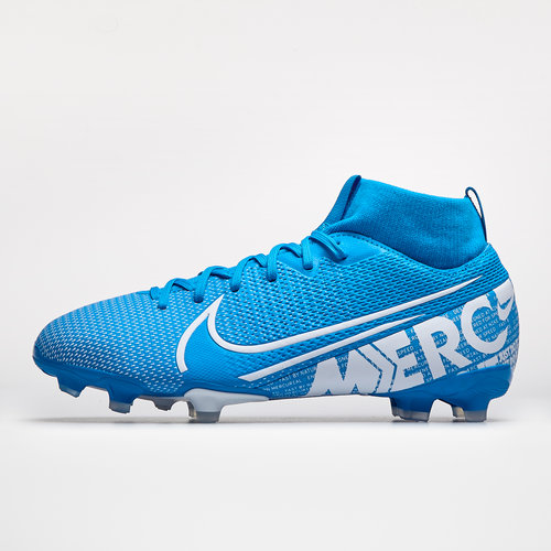Mercurial Superfly VII Kids Academy FG/MG Football Boots