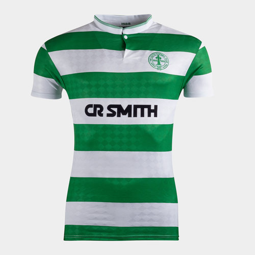 Celtic 1988 Centenary S/S Retro Football Shirt