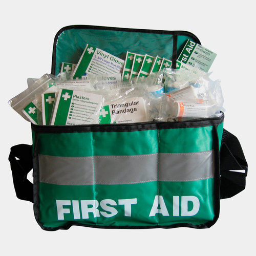 First Aid Kit in Haversack