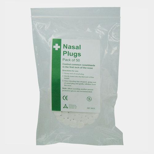 Nasal Plugs - Set of 50
