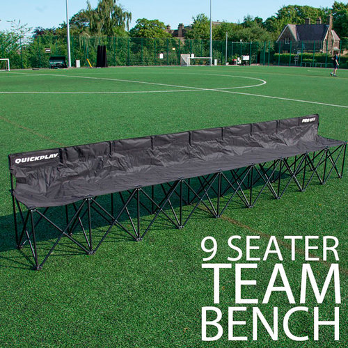 9 Person Folding Bench
