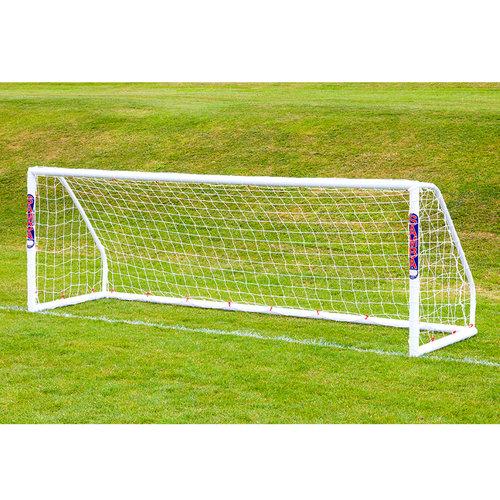 12x4 uPVC Football Goal