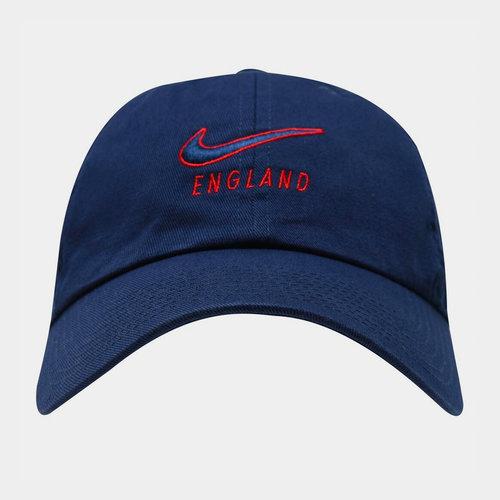 England Swoosh Cap