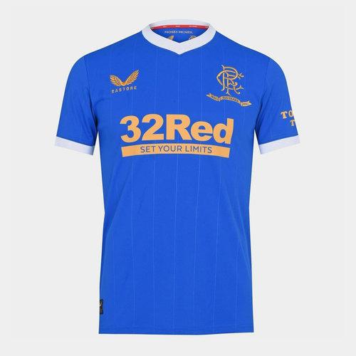 Rangers Home Shirt 2021 2022