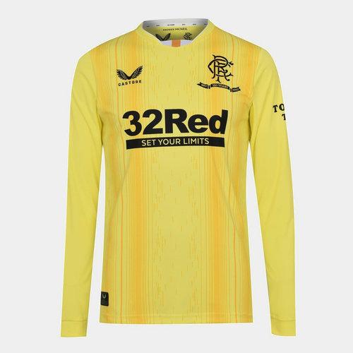 Rangers Home Goalkeeper Shirt 2021 2022