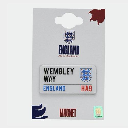 England Sign Magnet