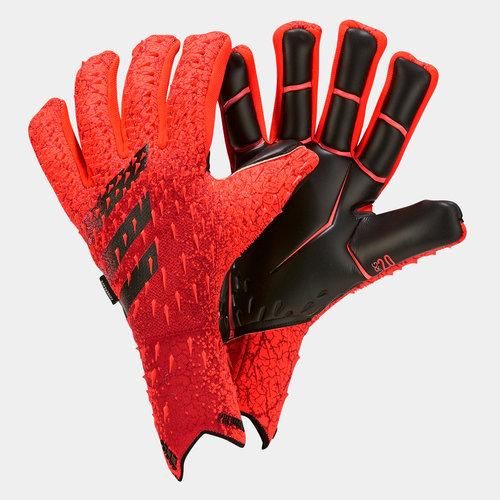 Predator Pro Finger Save Goalkeeper Gloves