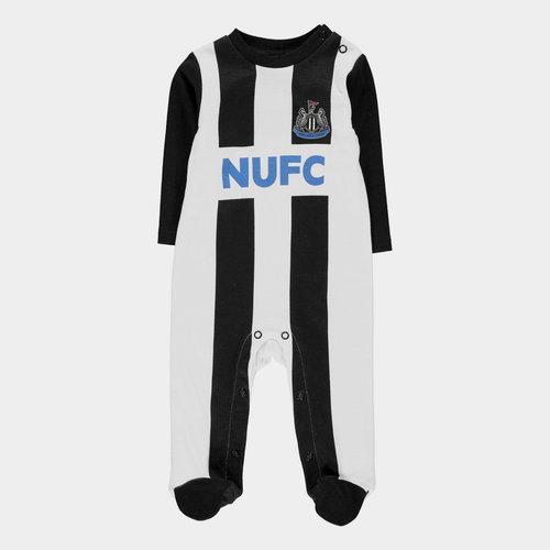 Newcastle United Sleepsuit Baby Boys