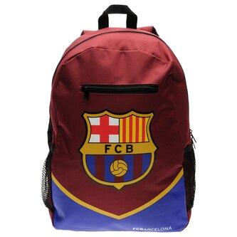 Barcelona Football Backpack