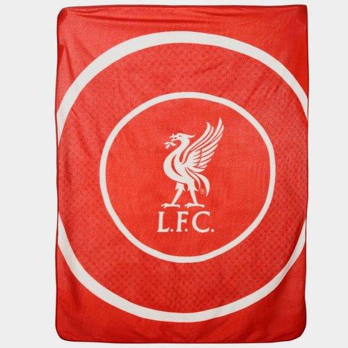 Liverpool Fleece Blanket