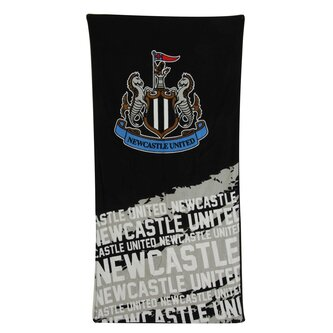 Newcastle United Velour Towel