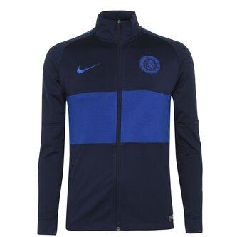 Chelsea FC Strike Jacket Mens