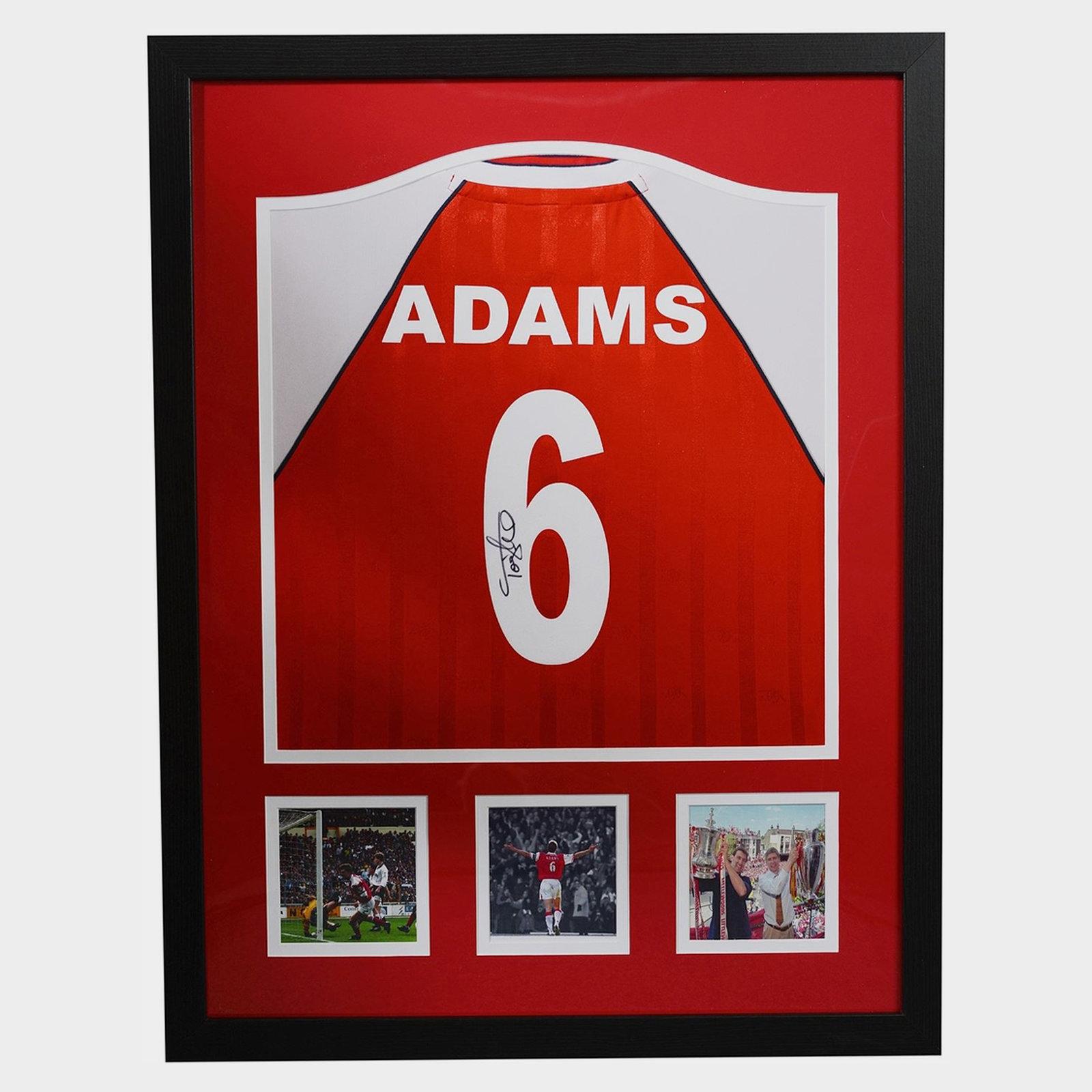 Adams Hand Signed Shirt