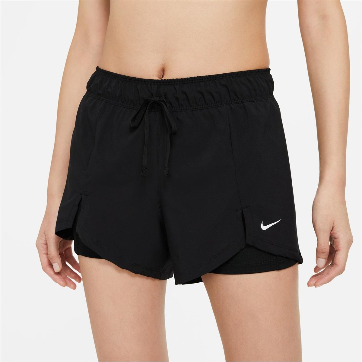 Image of 2 in 1 Woven Shorts Ladies