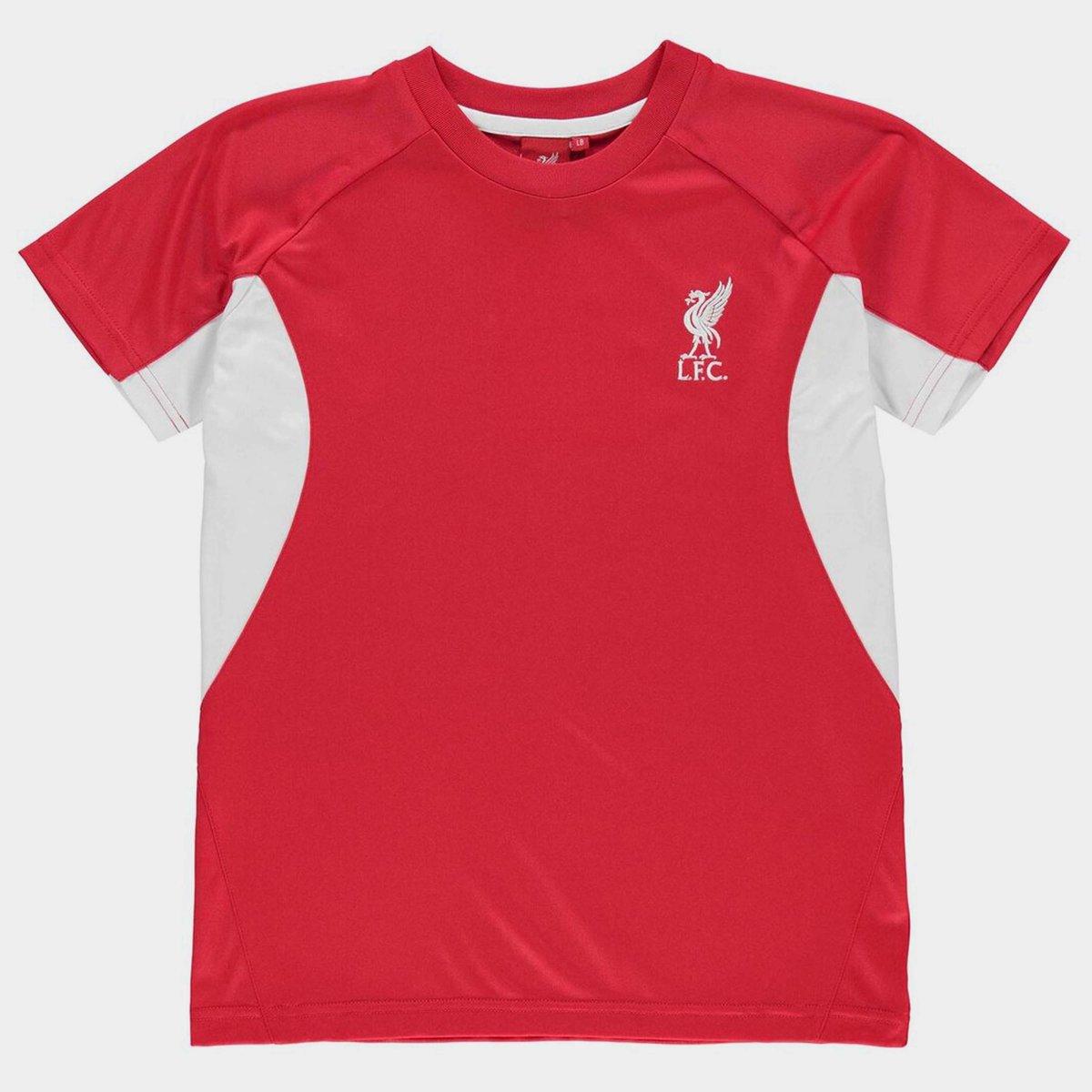 Liverpool FC T Shirt Infant Boys