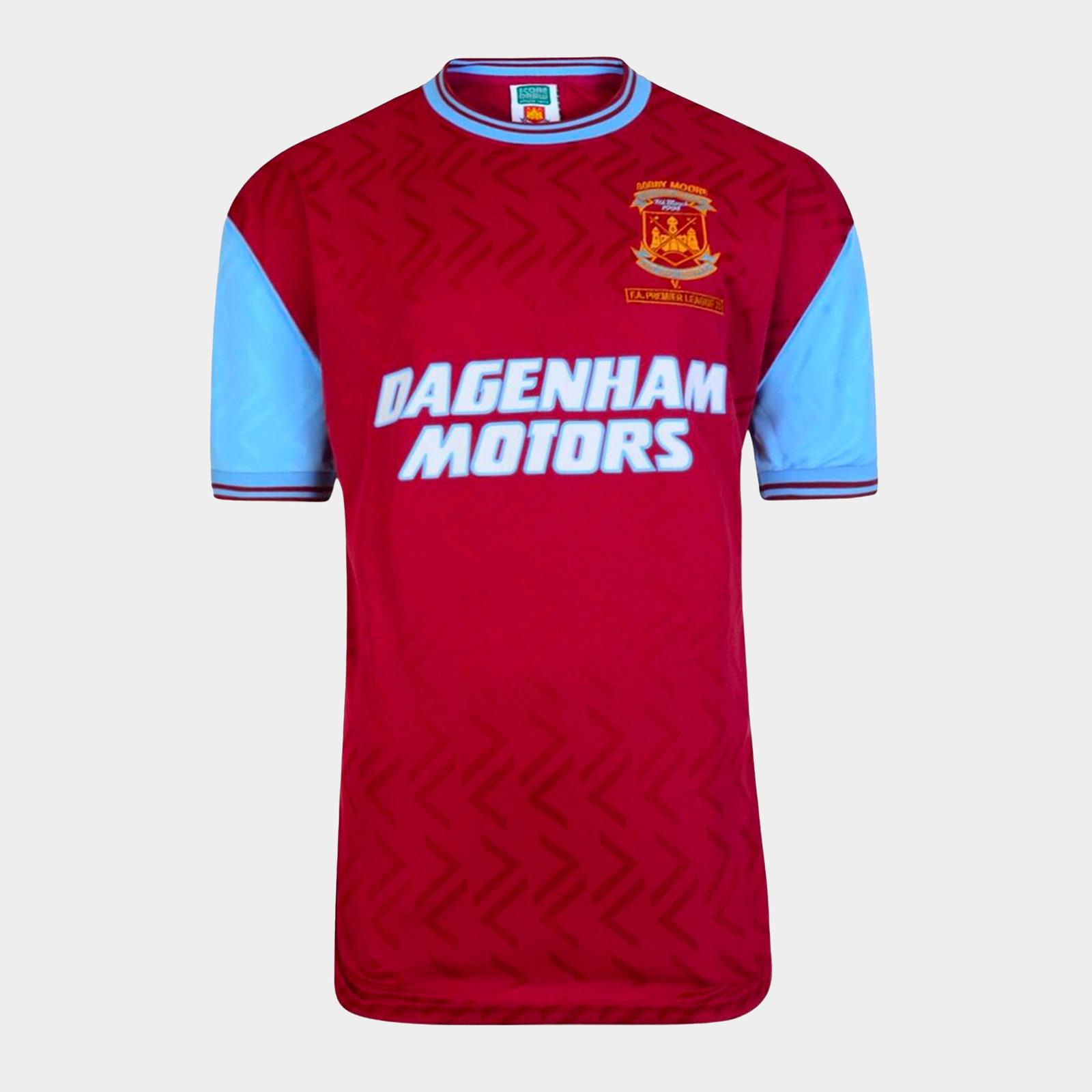 West Ham United 94 Home Jersey Mens