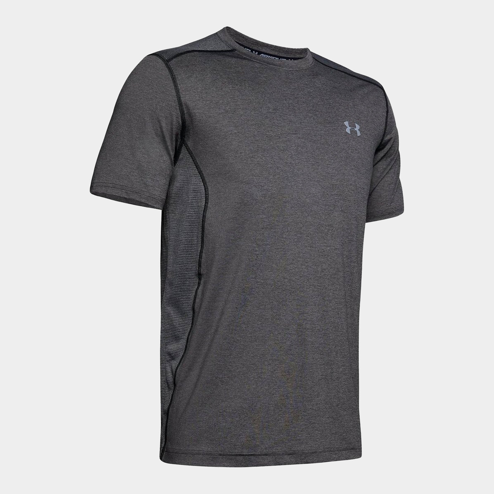 Raid Short Sleeve Training T Shirt Mens