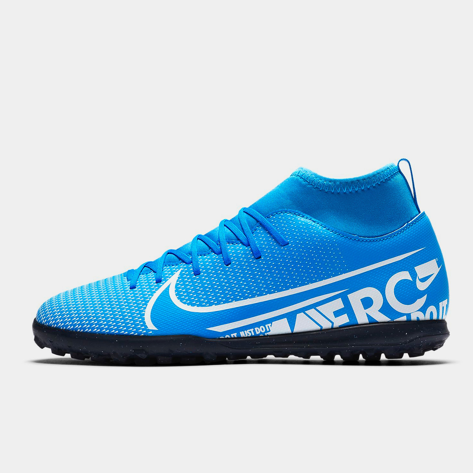 Mercurial Superfly Club DF Junior Astro Turf Trainers