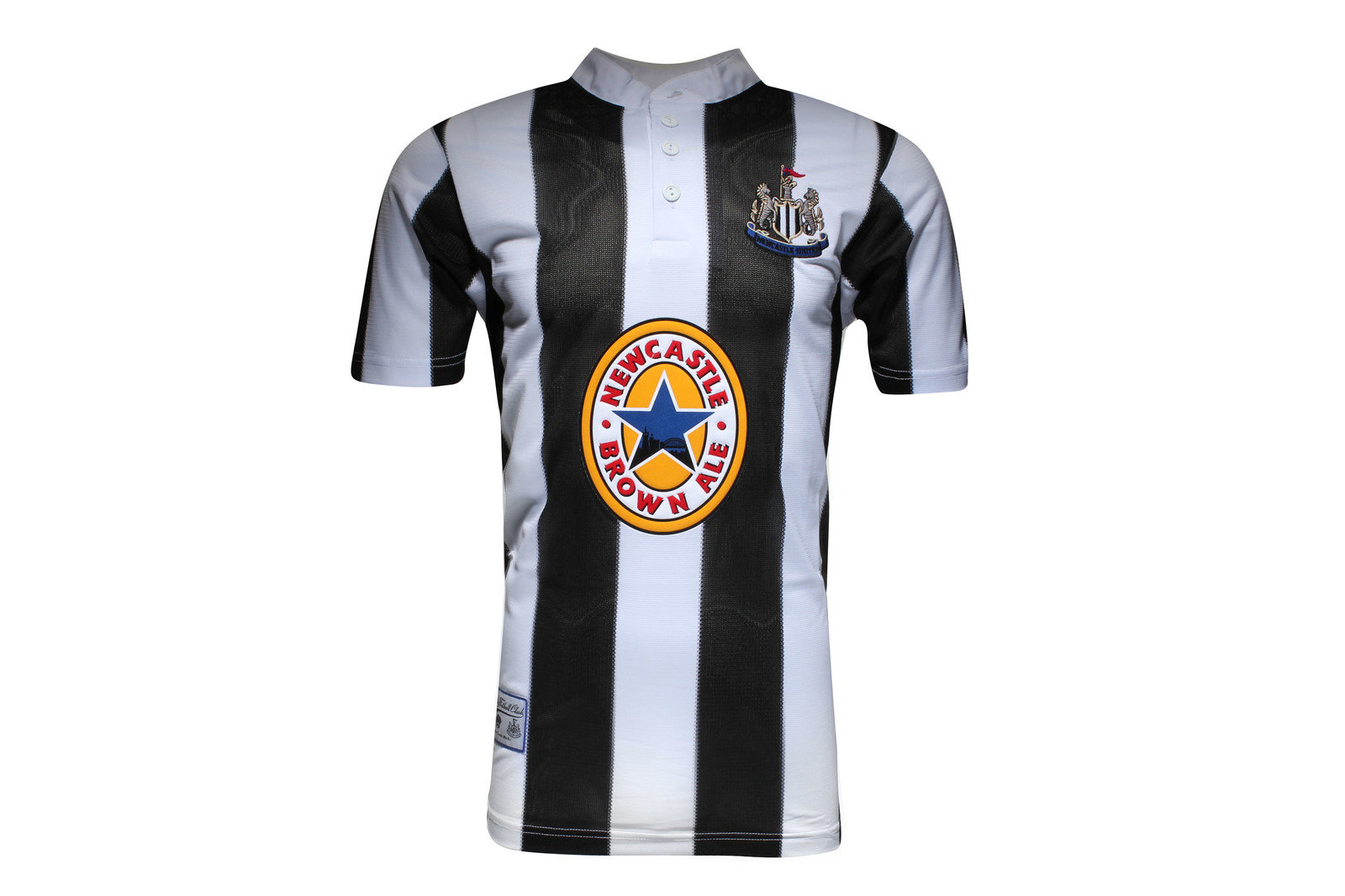 Newcastle United 1996 Home Retro Football Shirt
