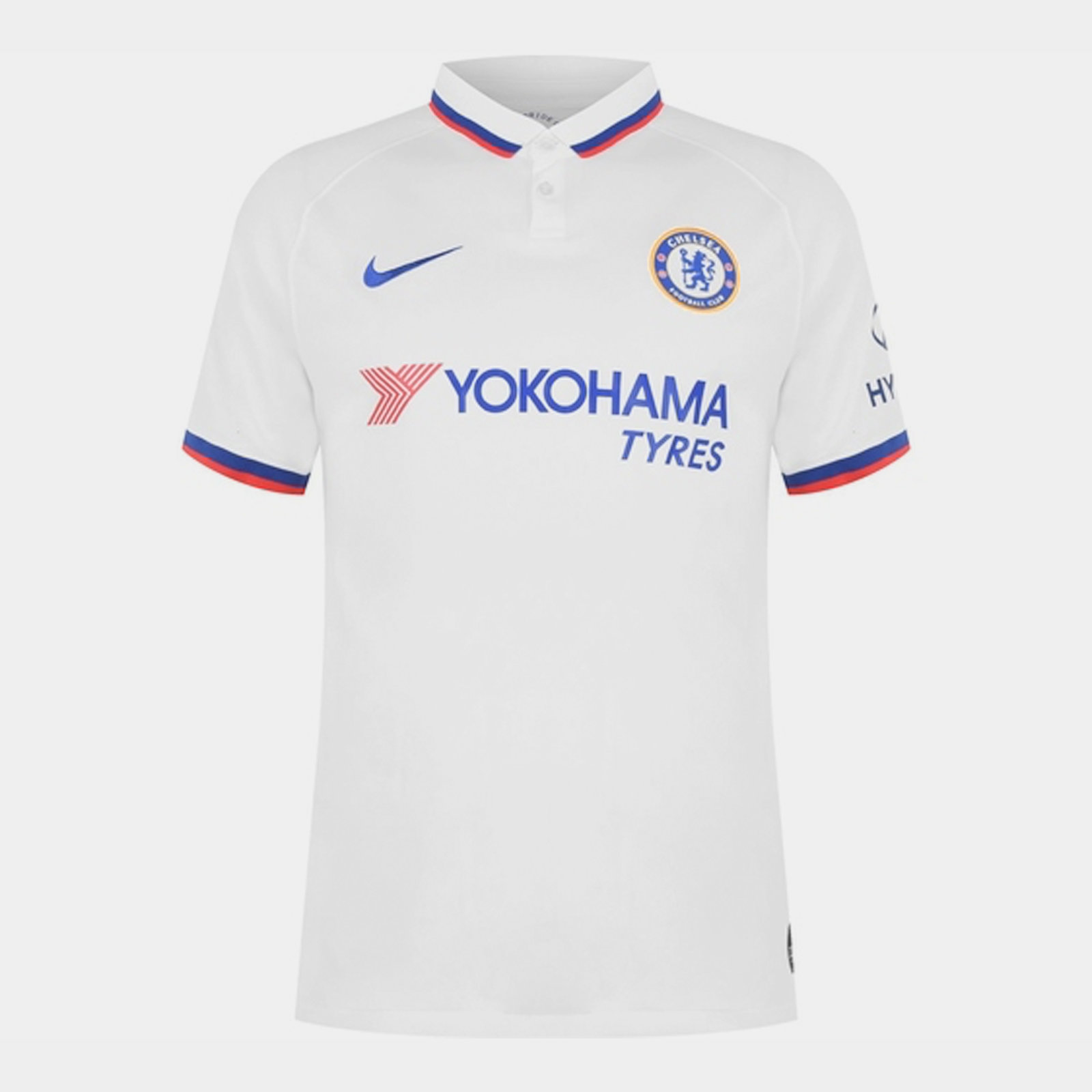 Chelsea Away forma