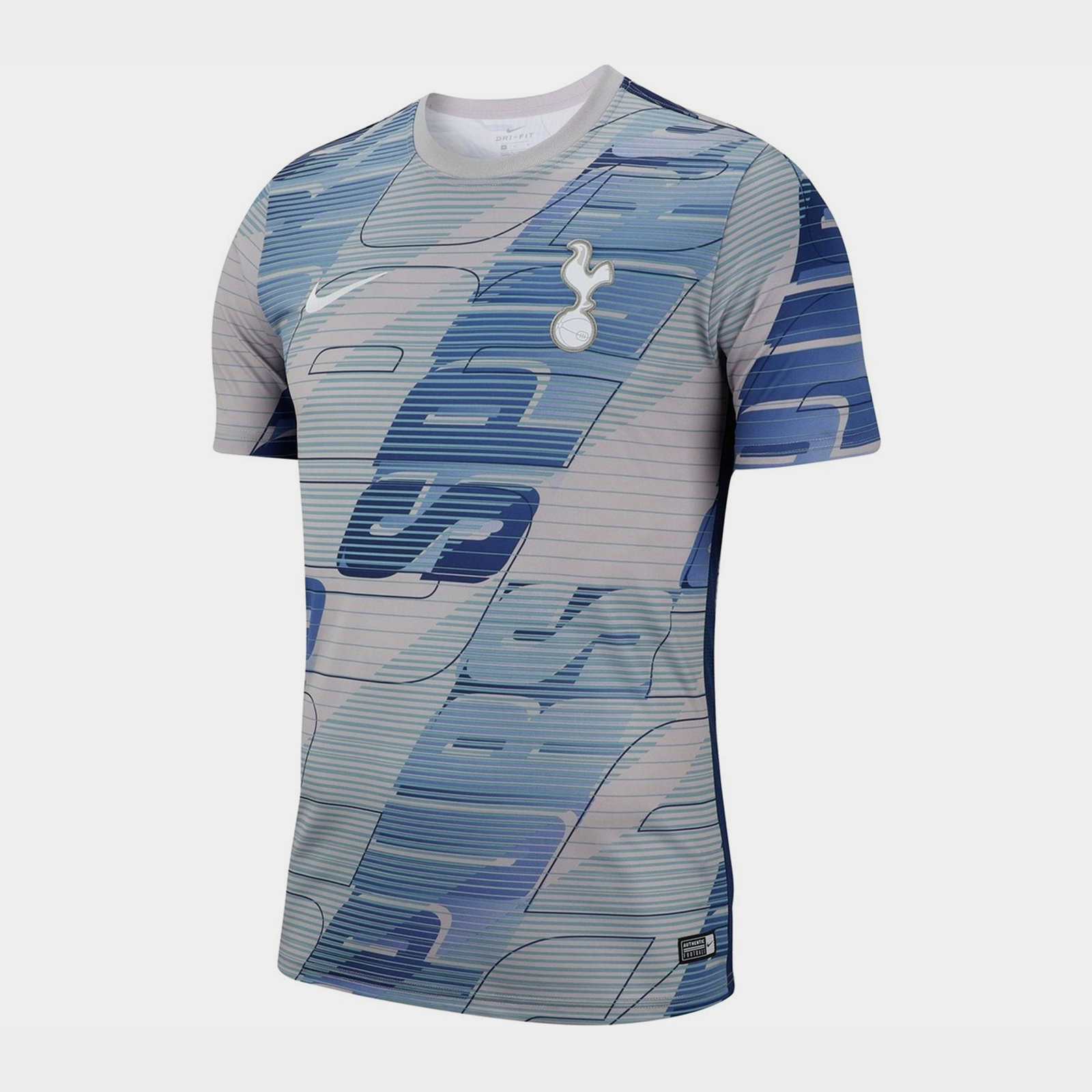 Tottenham Hotspur 19/20 Pre Match Football Shirt
