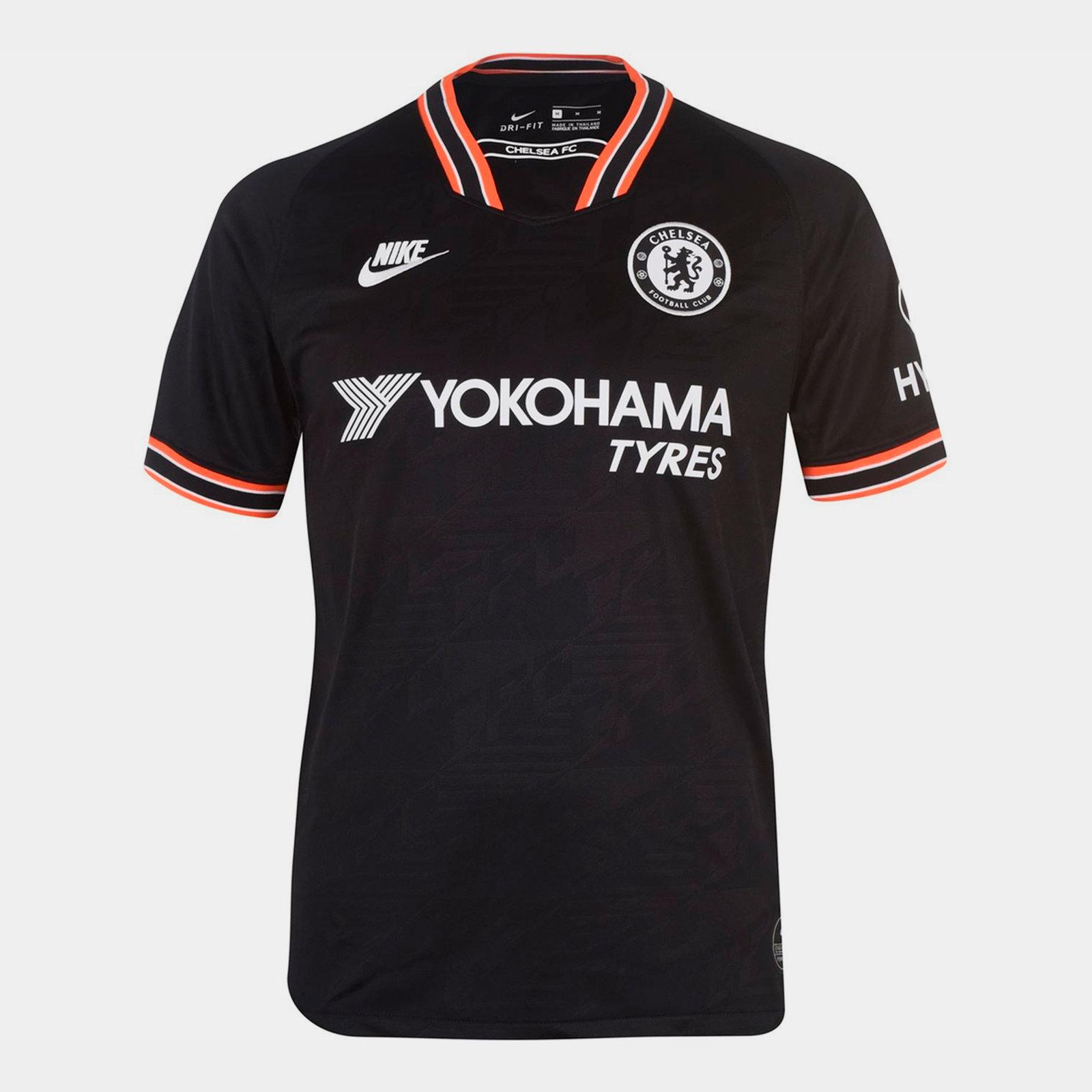 Chelsea Third baju