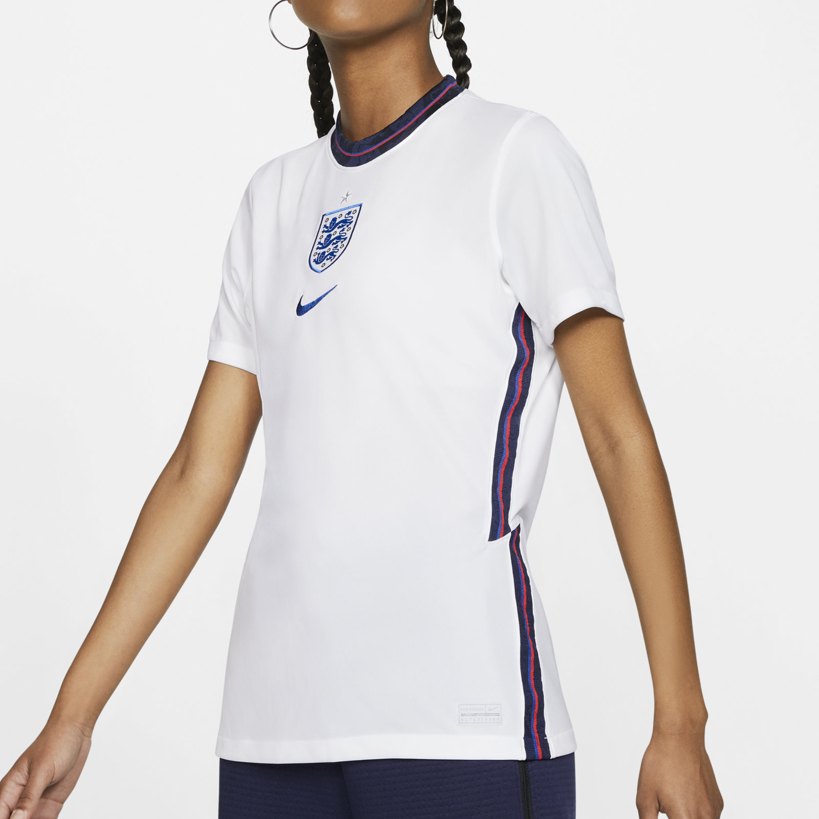 England 2020 Ladies Home Football Shirt